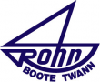 Logo by Bootswerft Rohn AG