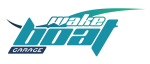 Logo by Wakeboat Garage SA