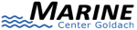 Logo by Marine Center Goldach